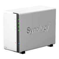 Synology DS212J all in one NAS (EOL)